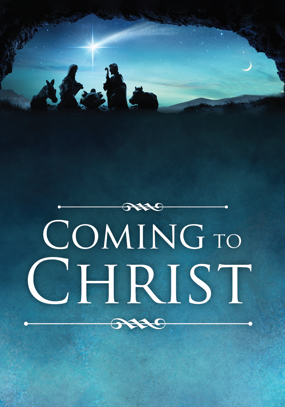 Coming To Christ – Physical Booklet (2018)