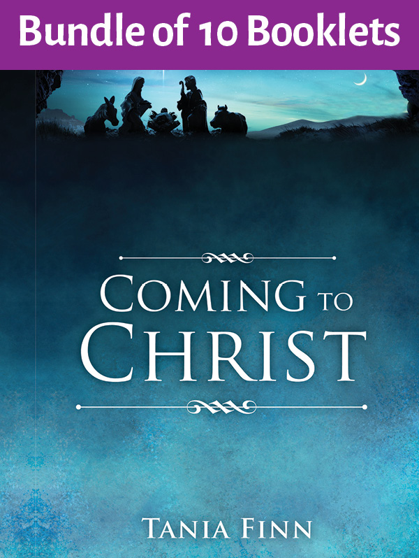 Bundle of 10 – Coming To Christ – Physical Booklet (2018)