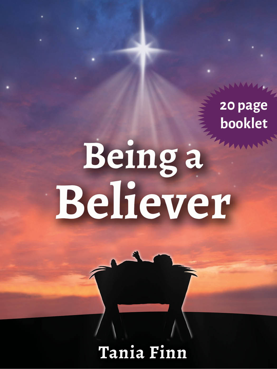 Being A Believer – Physical Booklet (2019)