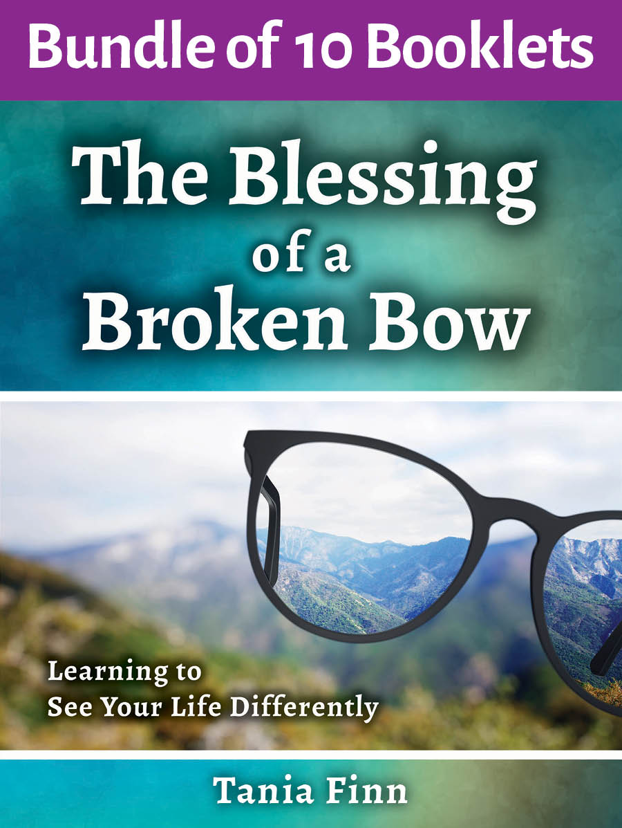 Bundle of 10 – Blessing of a Broken Bow – Physical Booklet