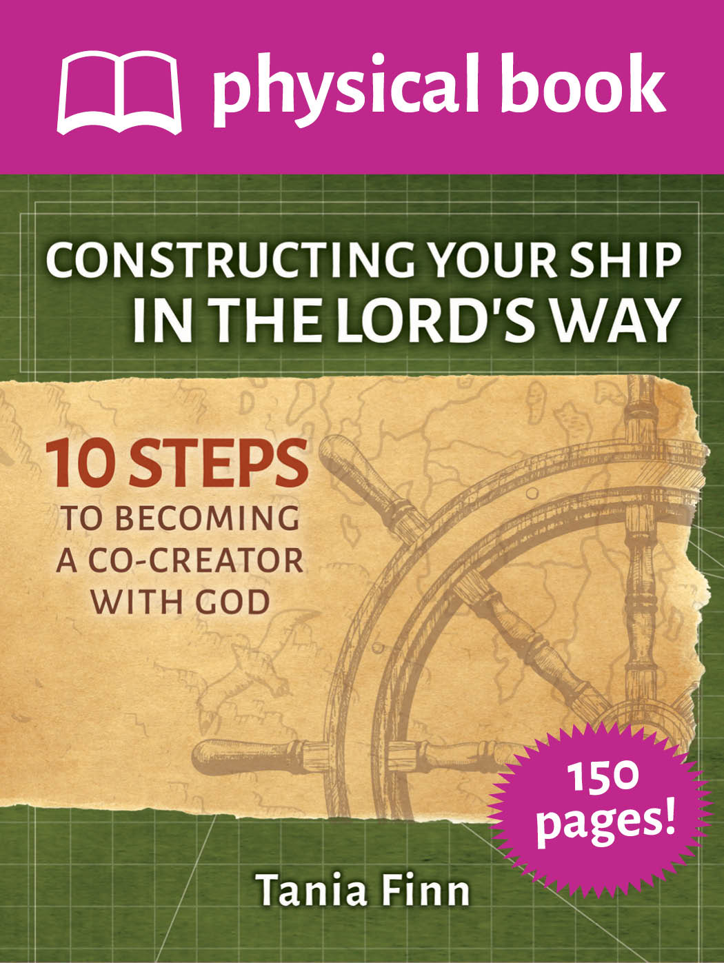 Constructing Your Ship in the Lord's Way – physical book